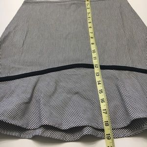 My Michelle Skirts - My Michelle Striped Skirt Suit, sz 7/8